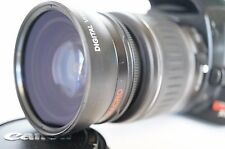 Macro Wide Angle Lens for Canon Eos Digital Rebel  $T1 I XTi w/18-55 MARK II