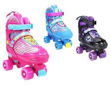 Kinder Rollschuhe Roller Skates GRÖßENVERSTELLBAR Inlineskates Skate NQ4411 NILS