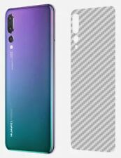 Huawei P20 Pro Carbon Fiber Rear Back Film Protector Sticker Vinyl Skin Clear