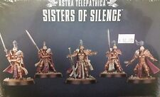 Warhammer 40K/30K Horus Heresy ASTRA TELEPATHICA SISTERS OF SILENCE New Sealed