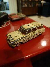 CORGI TOYS.FORD ZEPHYR PATROL CAR spares or repairs TLC