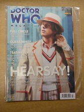 DOCTOR WHO #327 2003 MAR 5 BRITISH WEEKLY MONTHLY MAGAZINE DR WHO DALEK DAVISON