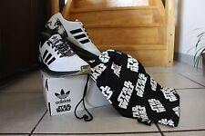 Sneakers baskets Adidas Star Wars Dark Vador Zx Flux