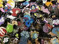 Disney Trading Pins Badges Lot Bundle of 10 No Duplicates Random Mix*WAS £11.50