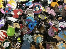 Disney Trading Pins Badges Lot Bundle of 10 No Duplicates Random Mix