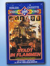 STADT IN FLAMMEN Barry Newman UFA Henry Fonda ERSTAUFLAGE Buchbox Leslie Nielsen