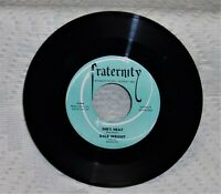 ULTRA-RARE ROCKABILLY *** DALE WRIGHT --- SHE'S NEAT