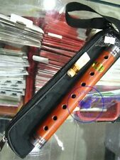 "New Rosewood Guan Zi Woodwind Instrument ""D""Key"