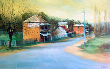 John Vander / Main Road - Hill End / Prospecting Country / Gold.