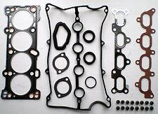 CABEZA JUNTA CONJUNTO encaja Mazda Mx3 Mx5 eunos 94-98 1.6 16v b6ze Vrs