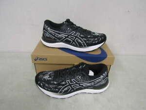ASICS Women's Gel-Cumulus 23 Running Shoes, SIZE 10 W, Black/White