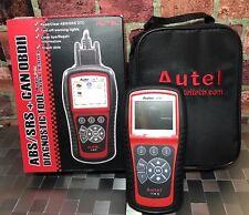 Genuine Autel AL619 ABS SRS Airbag OBD2 Can Diagnostic Scan Tool Ceader DHL UPS
