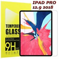 For Apple iPad Pro 12.9 (2018) Tempered Glass Screen Protector