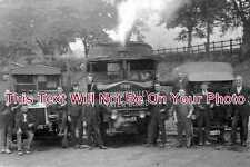 DR 164 - Derwent Valley Water Board, Derbyshire c1925 - 6x4 Photo