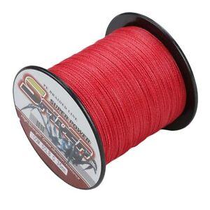 Spider pe Line 100m/109yards 12Colors 6LB-100LB Power Dyneema Braid Fishing Line