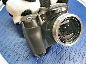 Kodak EasyShare ZD710 Black 7.1MP Digital Camera
