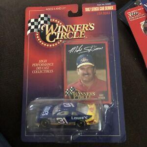 Winners Circle~1997 Stock Car Series~#31 Mike Skinner 1:64