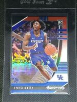 2020 Panini Prizm Draft Picks TYRESE MAXEY RC #54 RED/WHITE/BLUE 76ers Rookie 🔥