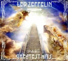 LED ZEPPELIN - GREATEST HITS 2 CD SET - Jimmy Page Robert Plant Bonham