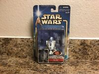 R2-D2 Sounds & Light Coruscant Sentry Attack Clones #14 Star Wars 2002 NEW