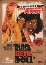 Black Devil Doll - Limited Edition - Uncut - DVD -