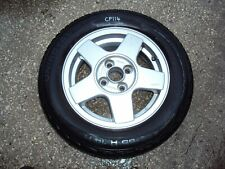 Volvo 480 ES, 5 Spoke 14 Inch Alloy Wheel 449724       CP114    SF