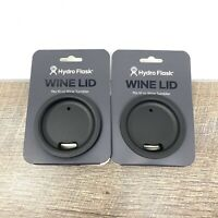 Hydro Flask Wine Lid - Fits 10 oz Wine Tumbler - Set Of 2