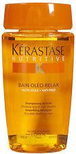 Kerastase Nutritive Bain Oleo Relax Shampoo 8.5 fl. oz. NEW SEALED