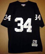 LOS ANGELES RAIDERS BO JACKSON BLACK KNIT NFL JERSEY