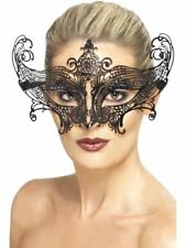 Farfalla Metal Filigree Eyemask,Halloween/Masquerade/Fancy Dress  #AU