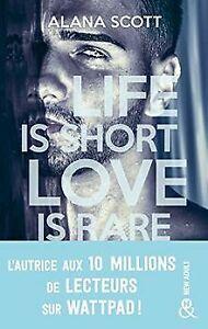 Life is short, Love is rare: La nouveauté New Adult p... | Livre | état très bon