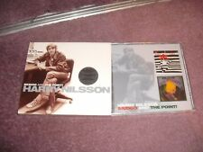Harry Nilsson Skidoo And The Point 2 CD in Slipcase NEW/SEALED