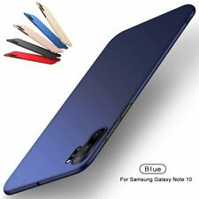 For Samsung Galaxy Note 10 Plus Shockproof Slim Matte Hard Cover Skin Shell Case