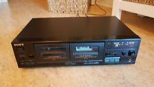 Sony TC-WR465 HiFi Stereo Doppel-Kassettendeck / Cassette Deck /orgina Anleitung