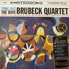 Time Out by Dave Brubeck Quartet(200g vinyl 2LP -45rpm), 2012 Analogue...