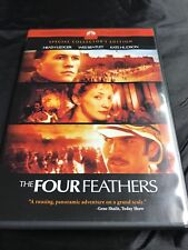 The Four Feathers (DVD, 2003, Widescreen)