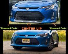 New Scion TC 14-16 Center Front Bumper Lip Fiberglass 1pcs Add On