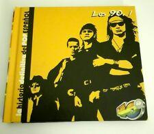 HISTORIA DEL POP ESPAÑOL LOS 90 - 14 TRACK -  40 PRINCIPALES - LIBRO CD - VOL 1