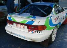 Decal 1/24: Toyota Celica GT4 TAC 2007 Tanghe - Speeckaert