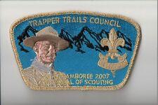 Trapper Trails Council 2007 World Jamboree JSP