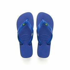 8ec06a273bc18e Havaianas Brasil Infradito Unisex Adulto Marine Blue