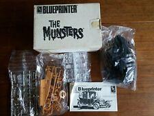 AMT Blueprinter THE MUNSTER KOACH Model Kit Opened Box