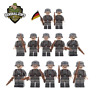 Custom German Army Minifigures Minifigs Soldiers Officers WWII WW2