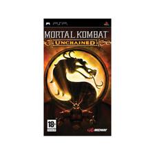 Mortal Kombat Unchained Sony PSP Game NEU SEALED UK PAL