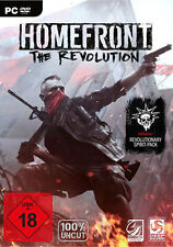 PC Computer Spiel ***** Homefront 2 the Revolution *******************NEU*NEW*18