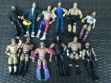 WWE Elite Basic HOF Figure Lot Mattel Rock Undertaker Warrior HHH Cena Bautista