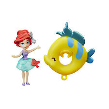 Disney Princess Little Kingdom Floating Cutie Doll - Ariel
