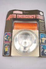 "VINTAGE Eveready AUTO EMERGENCY Light FLASHLIGHT 1990s Model 6453BP NEW 8"""