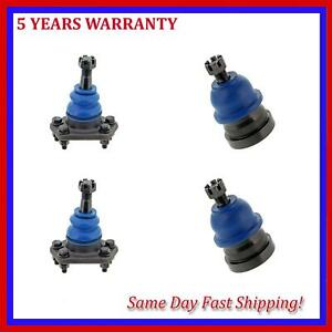 4Pcs Suspension Ball Joint For 1977-1984 Cadillac DeVille Base
