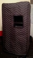 YORKVILLE ELITE E12 Premium Padded Black Speaker Covers (2)  Qty of 1=1 Pair!